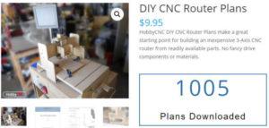 DIY CNC Router Plans, HobbyCNC